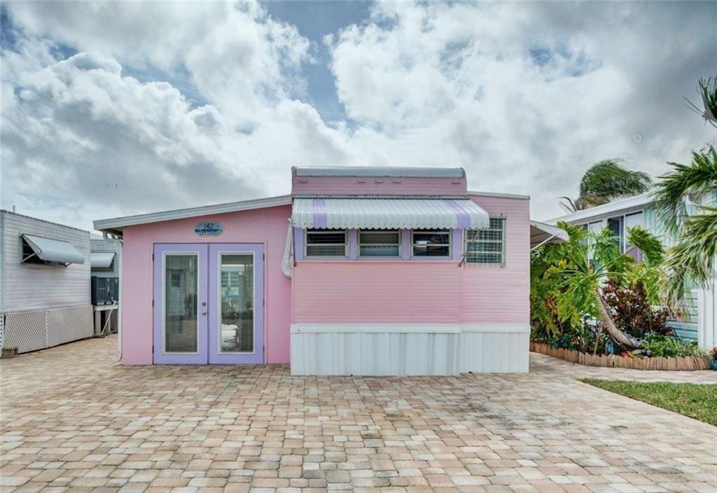 10851 S Ocean Drive 142, Jensen Beach in  County, FL 34957 Home for Sale
