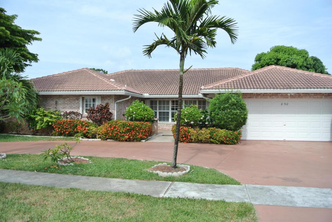 Rental Homes for Rent, ListingId:30794571, location: 850 NW 15th Avenue Boca Raton 33486