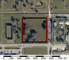 2.07 acres Okeechobee, FL
