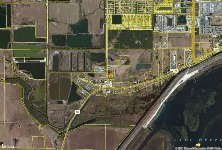 4.38 acres Okeechobee, FL