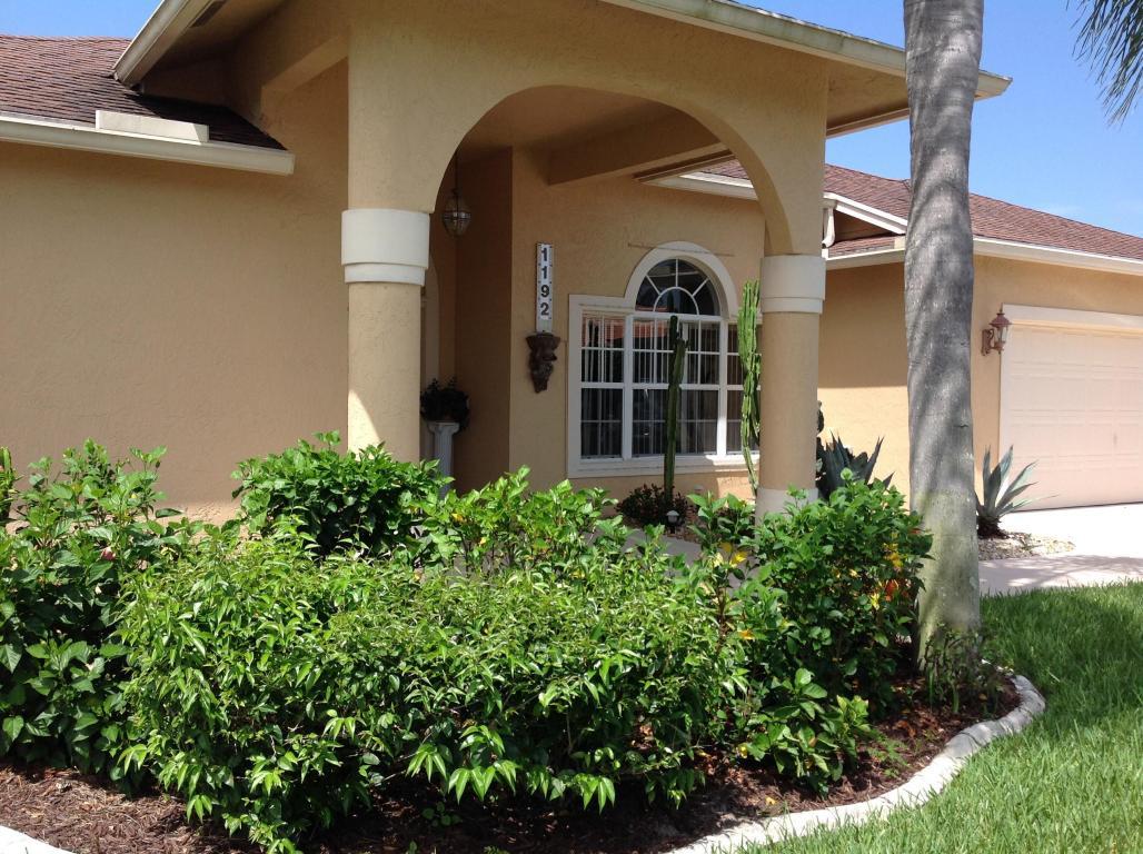 Photo of 1192 Hatteras Circle  West Palm Beach  FL
