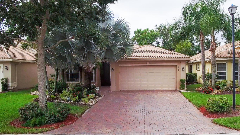 9828 Tallyrand Drive, West Lake Worth, Florida