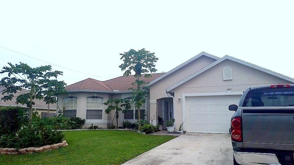 Photo of 1861 SW Lewis Street  Port Saint Lucie  FL