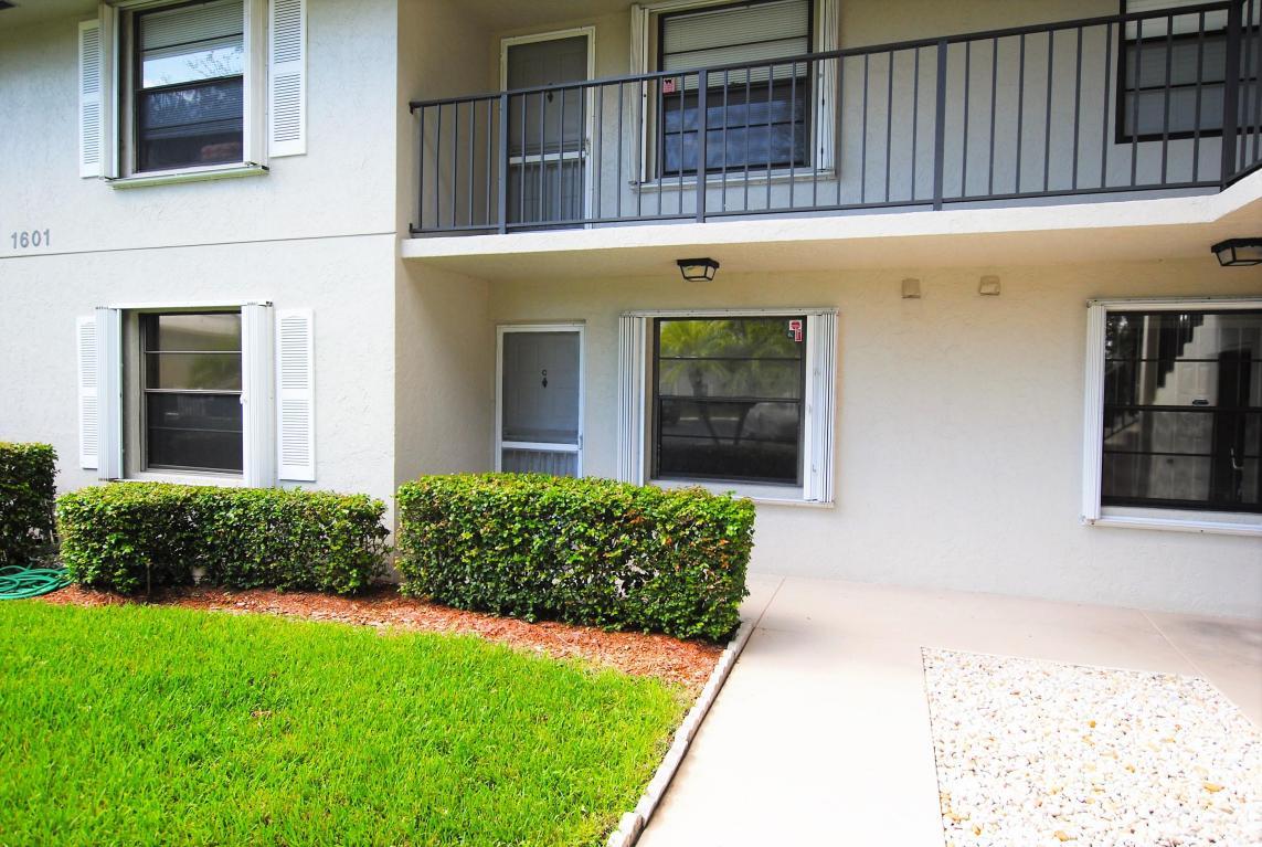 Photo of 1601 Sabal Ridge Circle Unit C  Palm Beach Gardens  FL