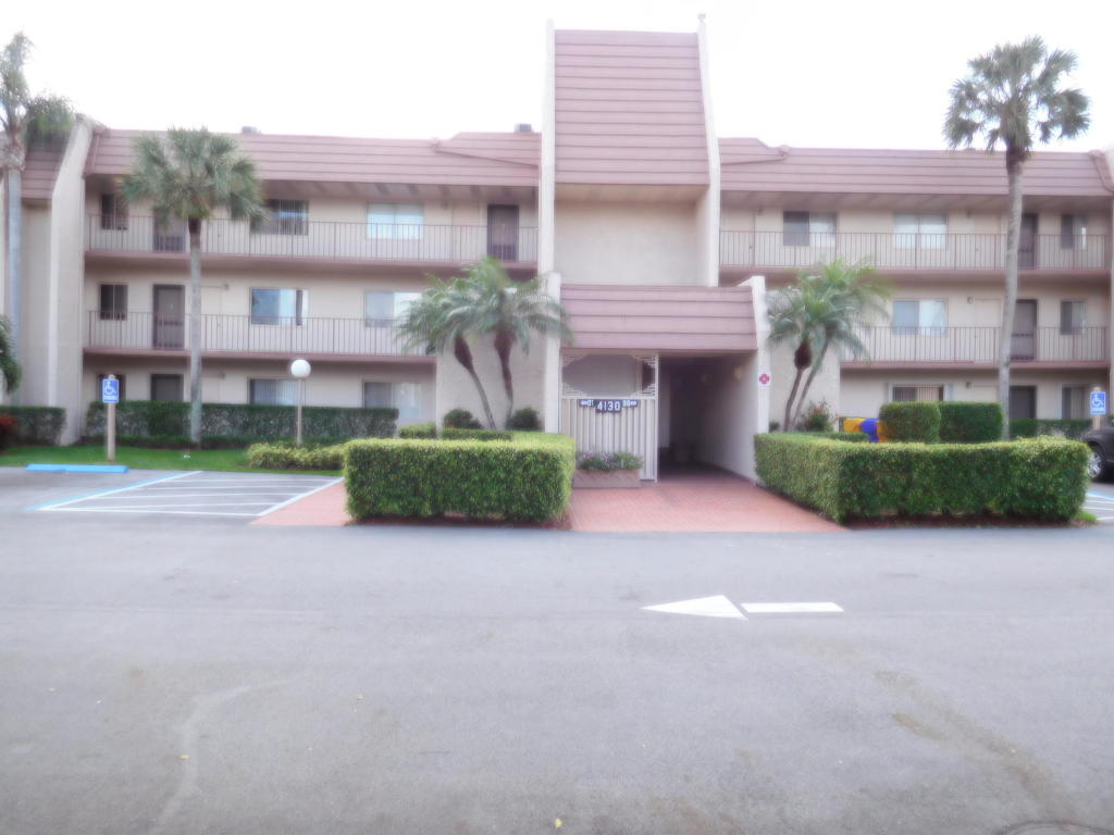Photo of 4130 Tivoli Court Unit 201  Lake Worth  FL