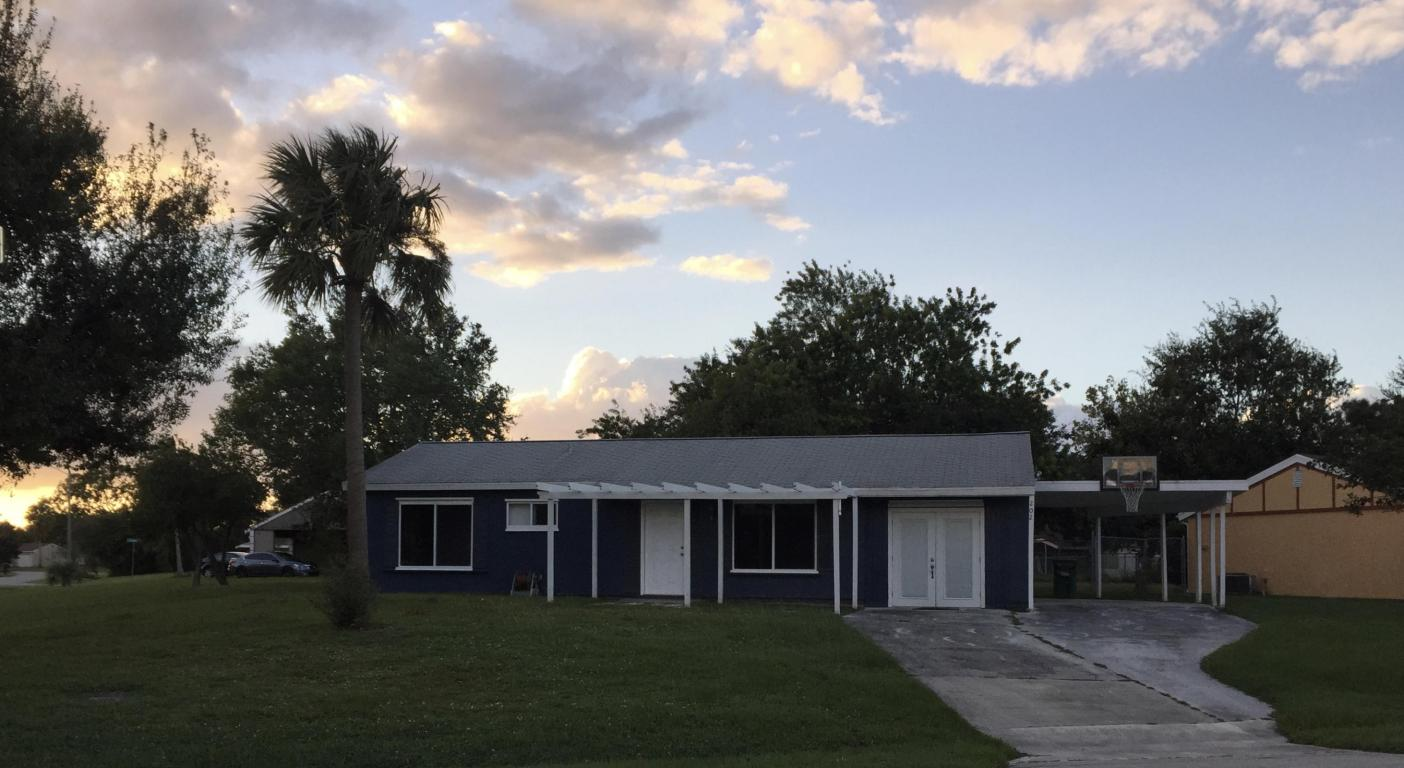 Photo of 202 SW Homeland Road  Port Saint Lucie  FL