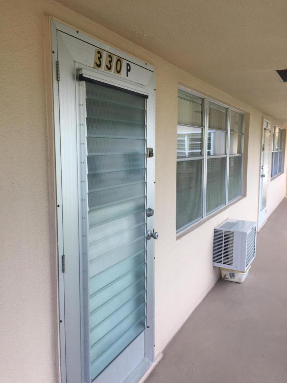 Photo of 330 Chatham Unit P  West Palm Beach  FL
