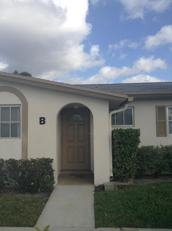 Photo of 2650 Barkley Drive Unit B  West Palm Beach  FL