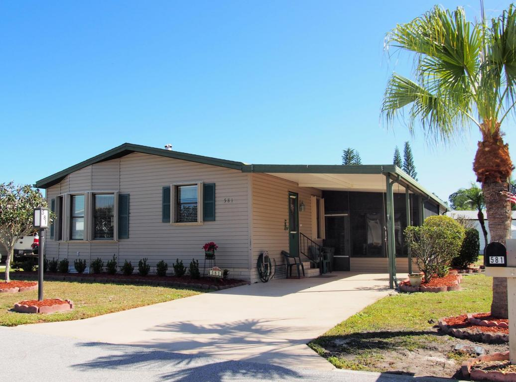 Photo of 581 Barb Ann Lane  Port Saint Lucie  FL