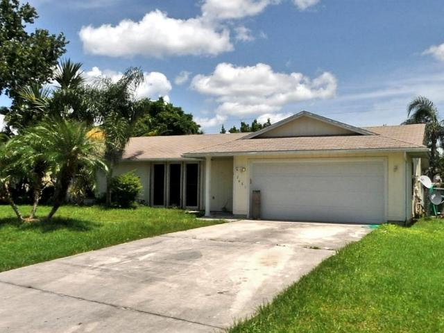 Photo of 2481 SW Avondale Street  Port Saint Lucie  FL