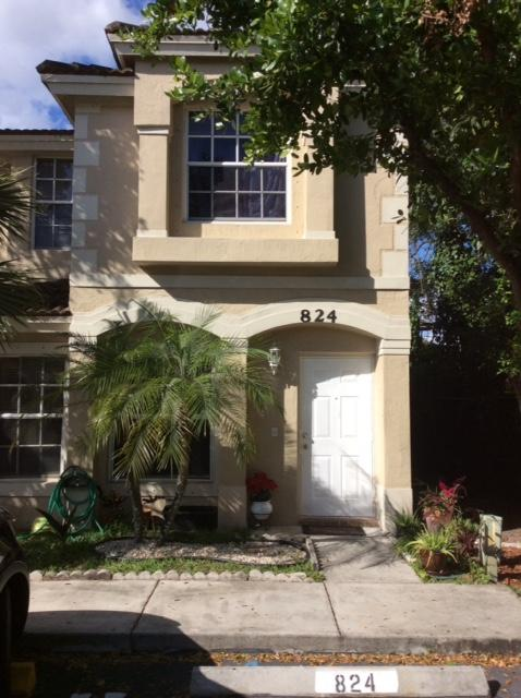 Photo of 824 Summit Lake Drive  West Palm Beach  FL