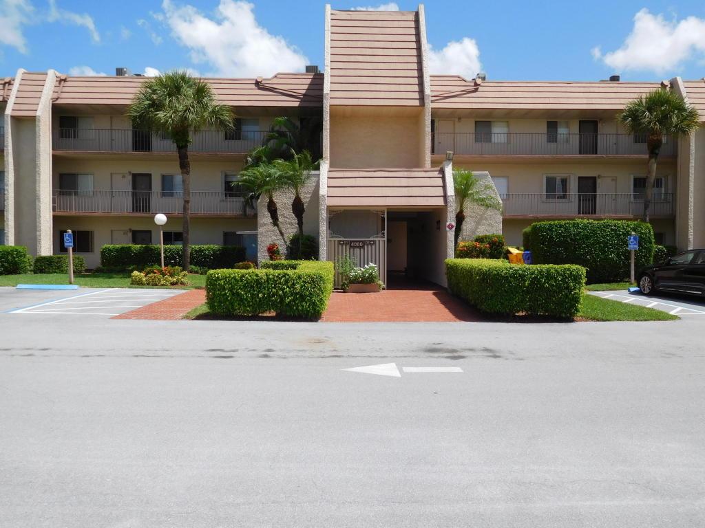 Photo of 4080 Tivoli Court Unit 201  Lake Worth  FL