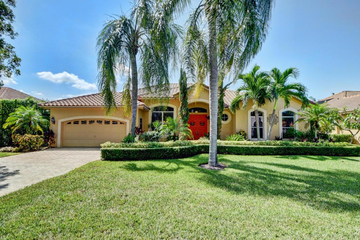 6169 Vista Linda Lane, Boca Del Mar, Florida