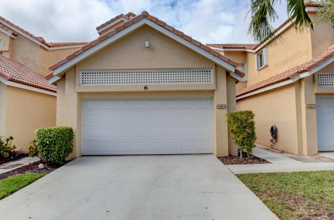 23061 Aqua View Unit 6, Boca Del Mar, Florida