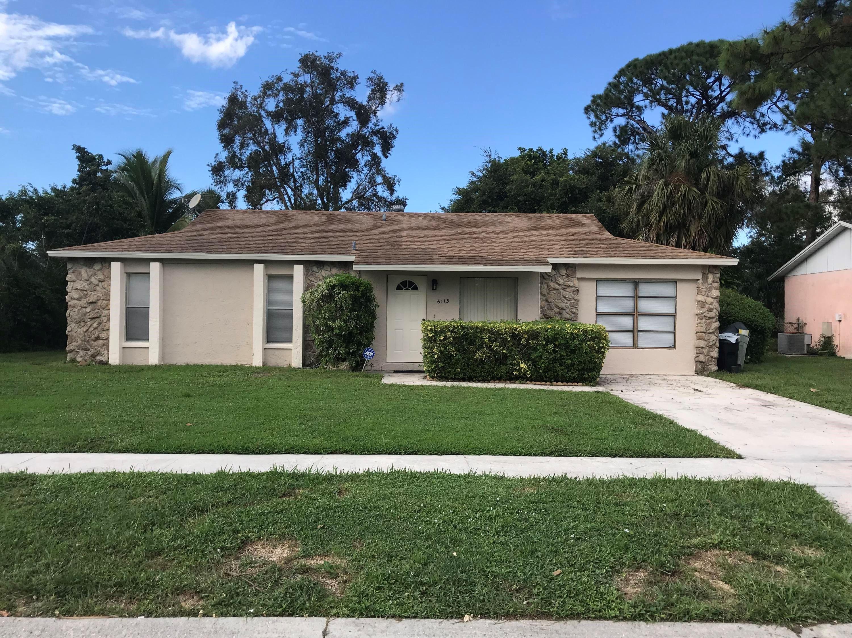 6113 Camp Lee Road West Palm Beach, FL 33417