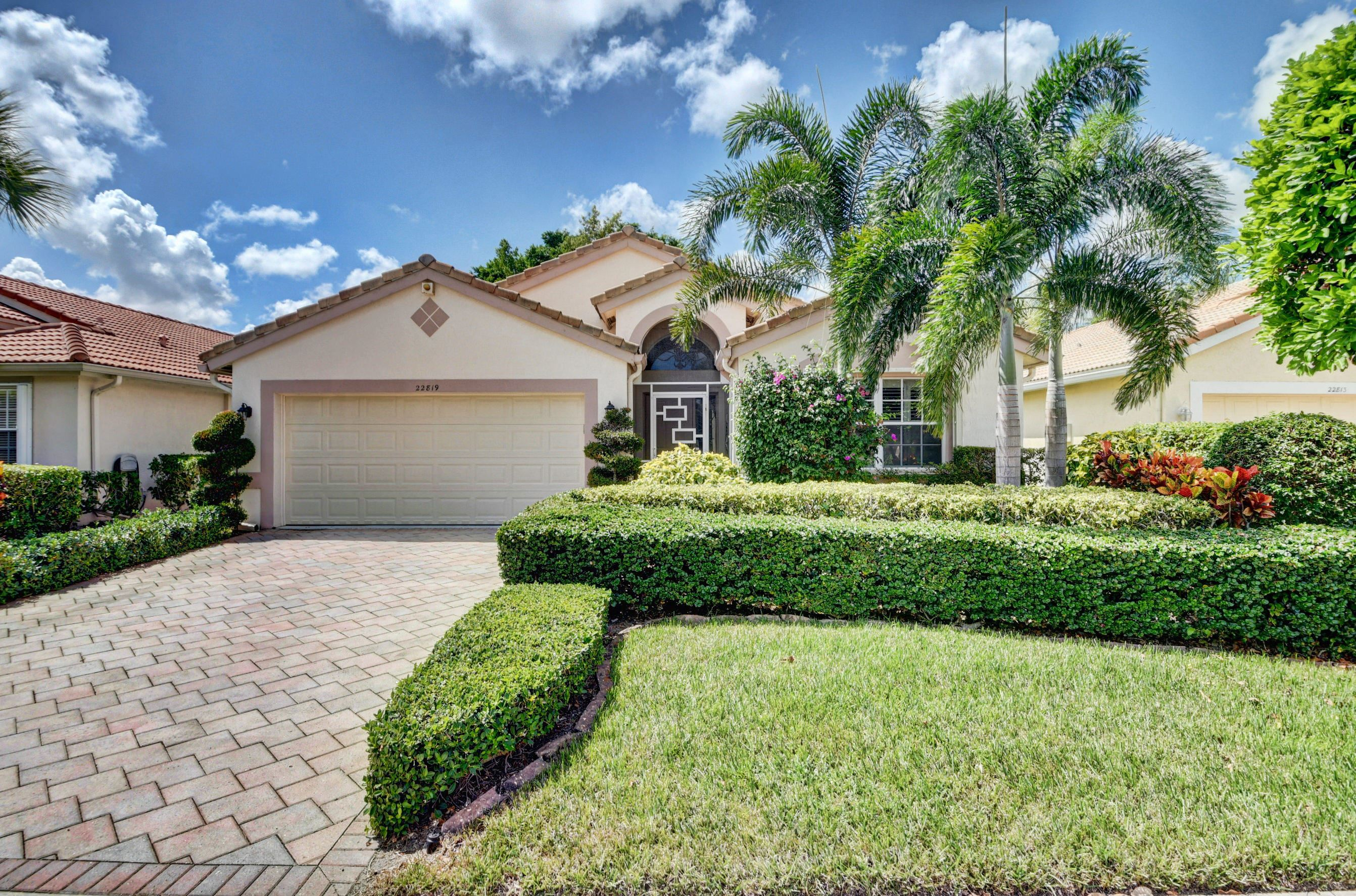 One of Boca Del Mar 3 Bedroom Homes for Sale at 22819 Royal Crown Terrace