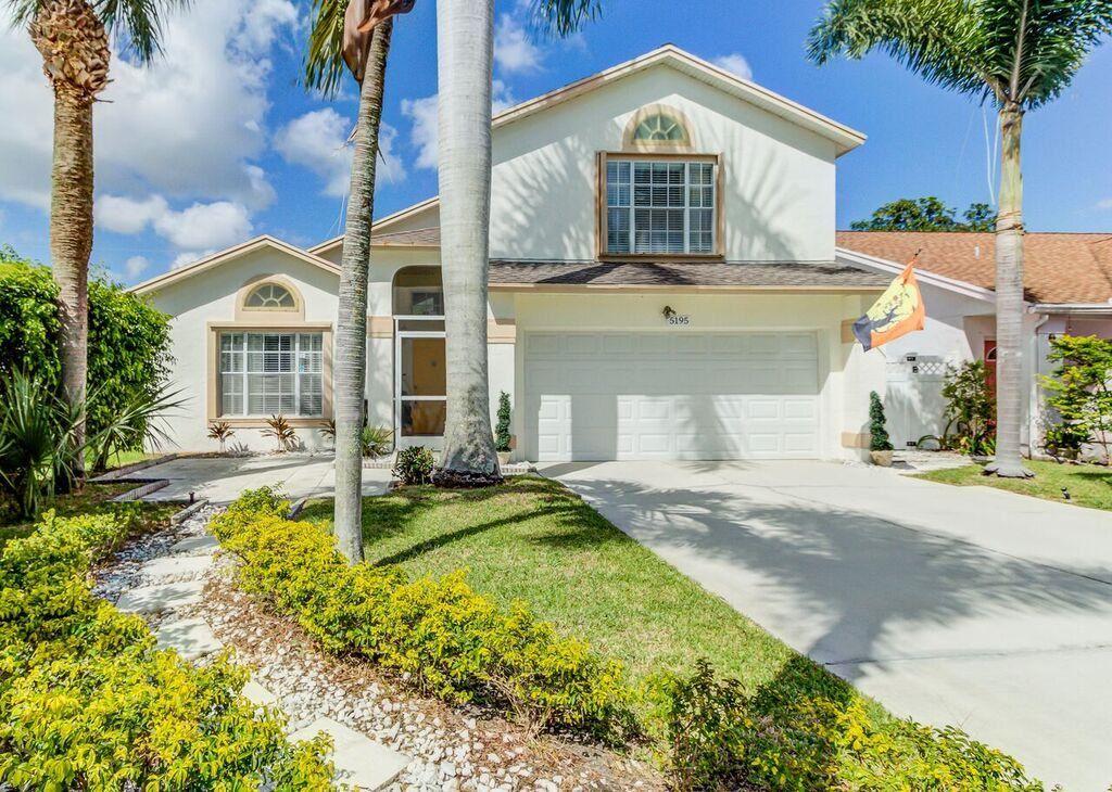 5195 Foxhall Drive West Palm Beach, FL 33417