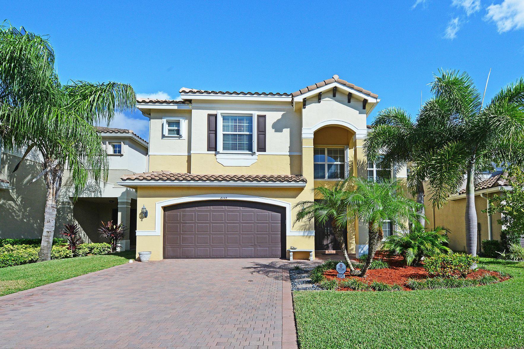 8145 Santalo Cove Court Boynton Beach, FL 33473