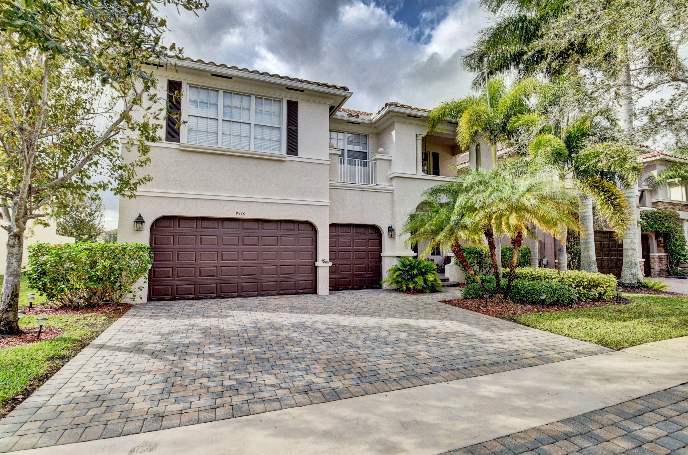 9916 Cobblestone Creek Drive Boynton Beach, FL 33472