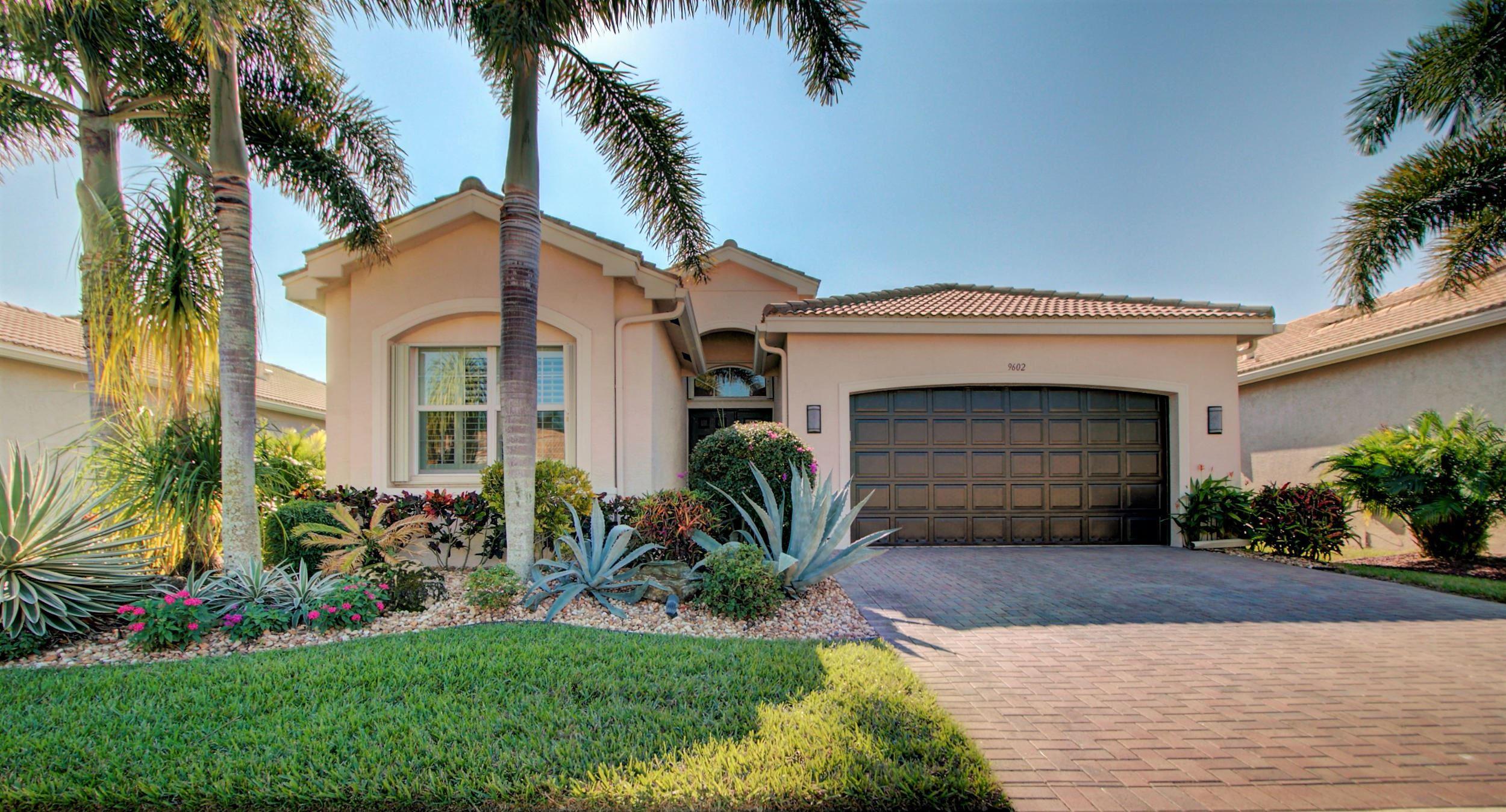 9602 Edengrove Court Boynton Beach, FL 33473