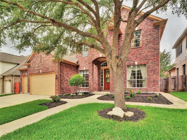 2703 Zambia DR, Cedar Park in Travis County, TX 78613 Home for Sale