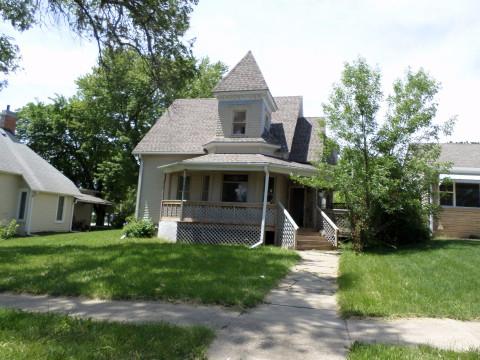 Photo of 917 N Platte Ave  York  NE