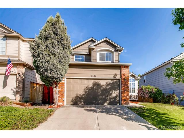 Photo of 9647 Lameria Drive  Highlands Ranch  CO
