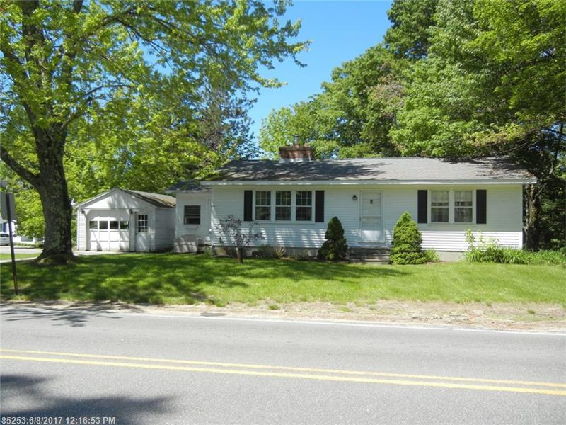 Photo of 1093 River RD  Buxton  ME