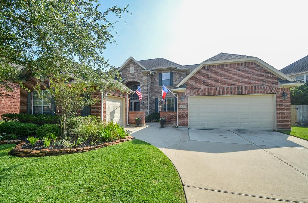 9714 Dusty Manor Lane, Cinco Ranch in Fort Bend County, TX 77494 Home for Sale