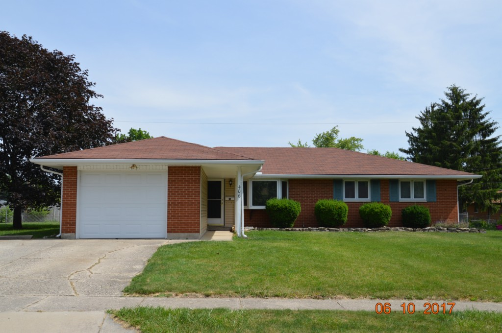 Photo of 406 Brownstone Drive  Englewood  OH