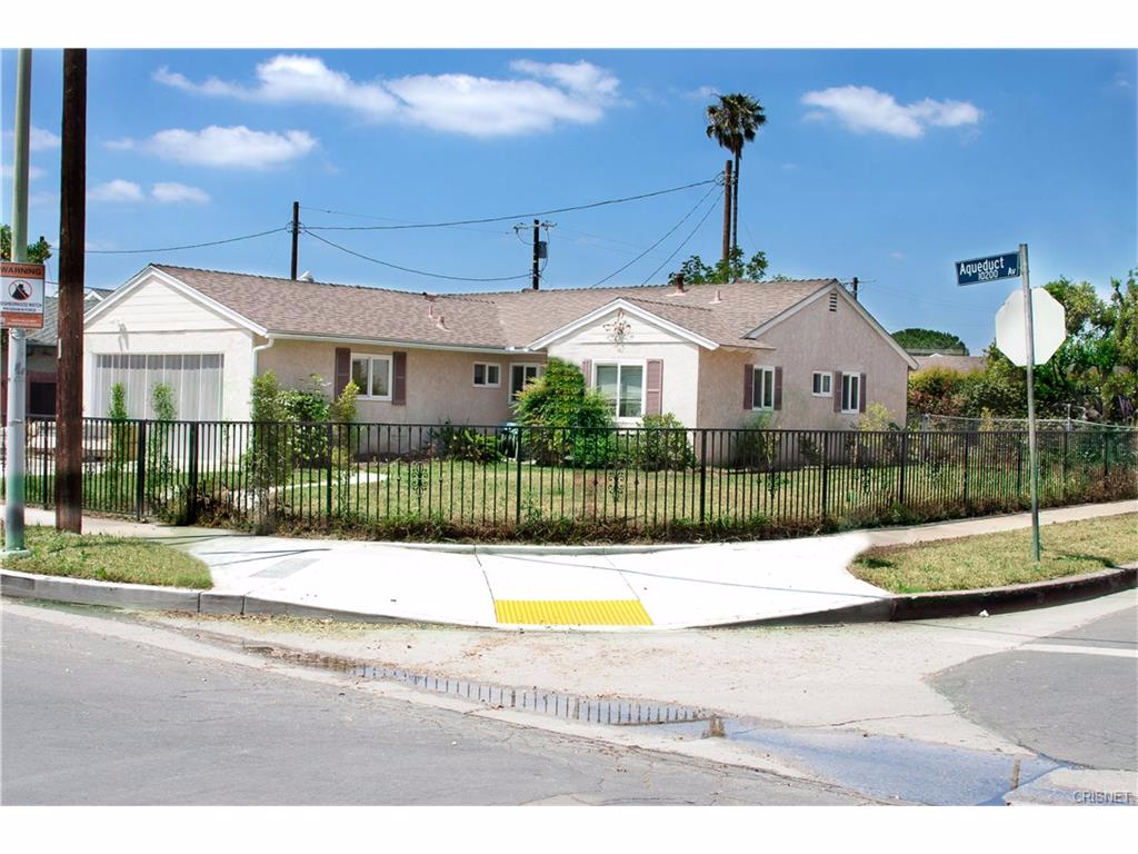 Photo of 10223 Aqueduct Ave  North Hills  CA