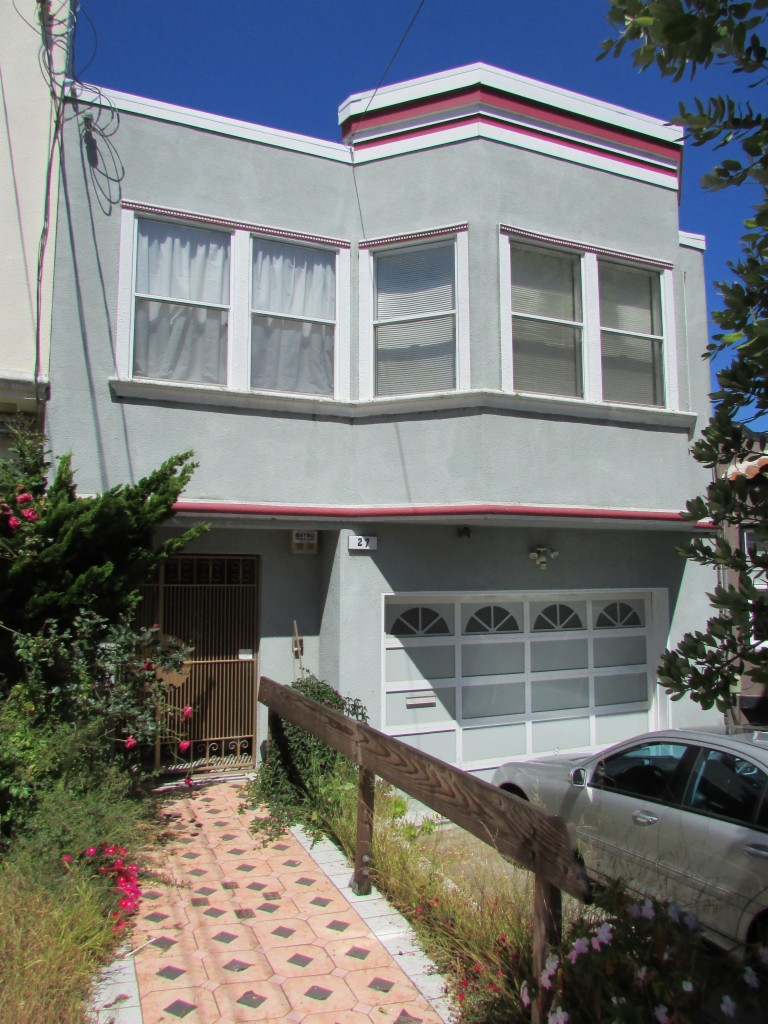 Photo of 27 Miramar Ave  San Francisco  CA
