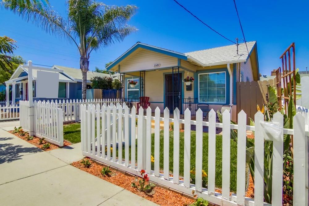 Photo of 3580 Madison Ave  San Diego  CA
