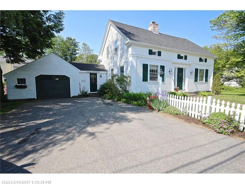 Photo of 4 Willow ST  Yarmouth  ME