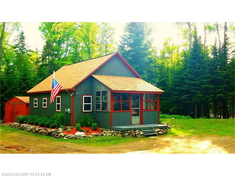 Photo of 35 Stratton Brook RD  Coplin Plt  ME