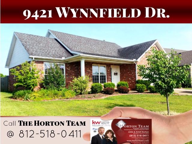Photo of 9421 Wynnfield Drive  Evansville  IN