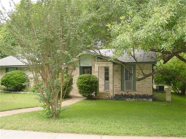 Photo of 7104 S Brook DR  Austin  TX