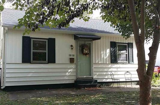 Photo of 1712 Irvington  Evansville  IN