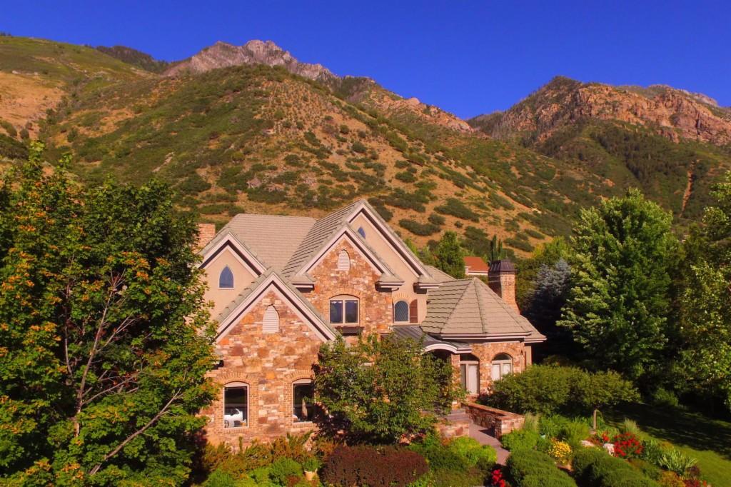 Photo of 580 N Bald Mountain Dr  Alpine  UT