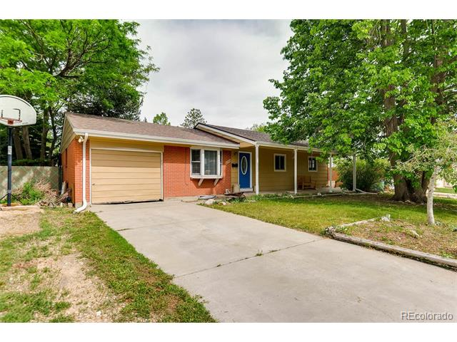 Photo of 6754 Reed Street  Arvada  CO