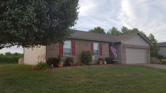 Photo of 3140 Cascade Drive  Evansville  IN