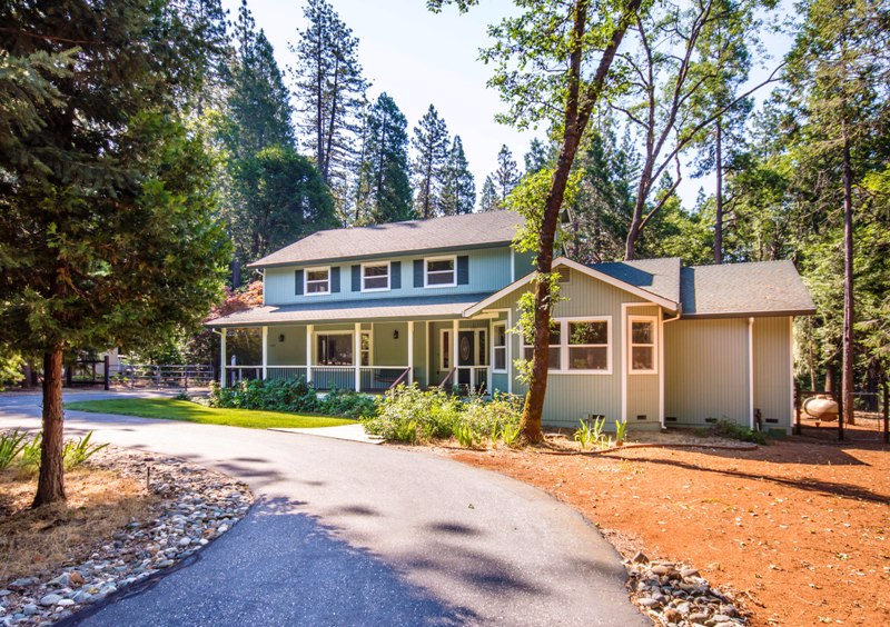 Photo of 5445 Happy Pines Drive  Foresthill  CA
