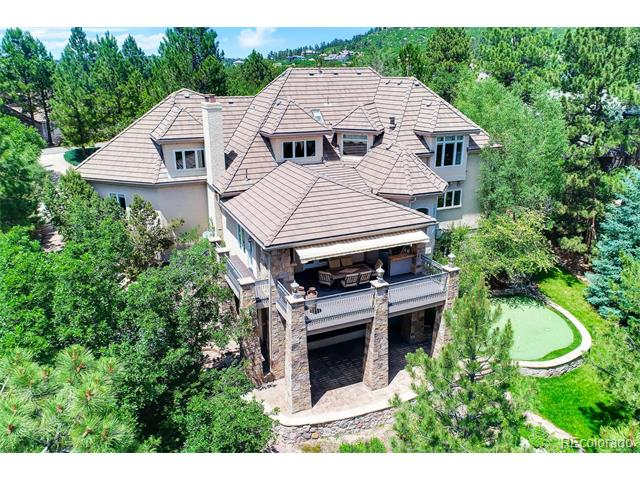 Photo of 160 Glengarry Place  Castle Rock  CO