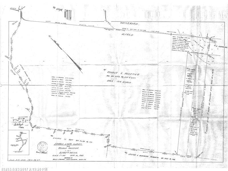 Lot 1 Avery Rd Alfred, ME 04002