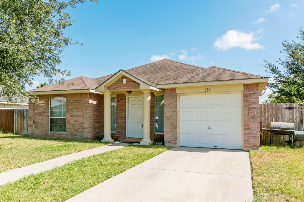 Photo of 216 Fudge Drive  Alamo  TX