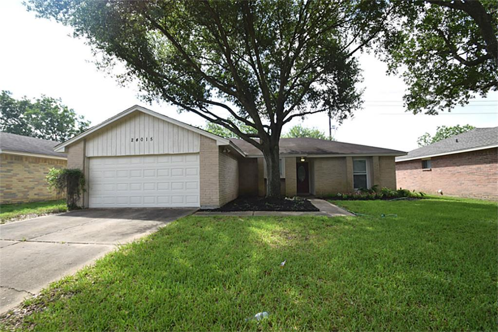 Photo of 24015 Silversmith Lane  Katy  TX