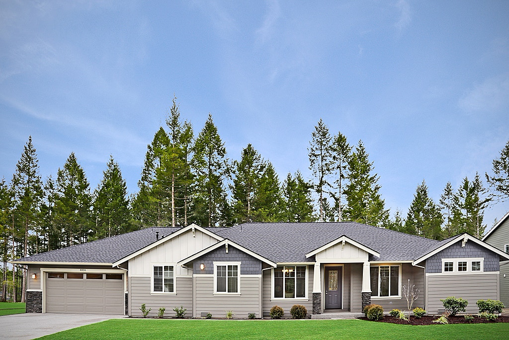 Photo of 4806 Plover St NE  Lacey  WA
