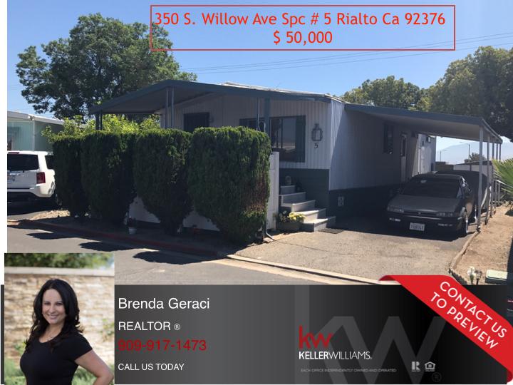 Photo of 350 S Willow Ave  Rialto  CA
