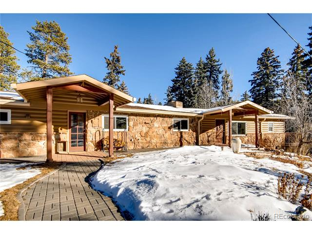 Photo of 28340 Pine Trail  Conifer  CO