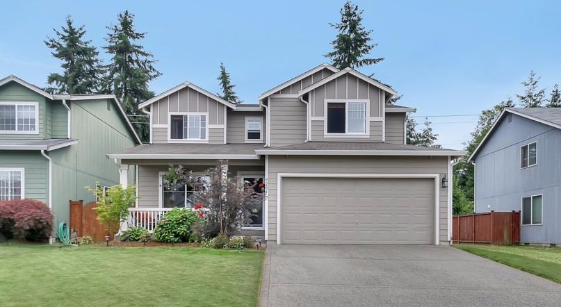 Photo of 9204 191st Street East  Puyallup  WA